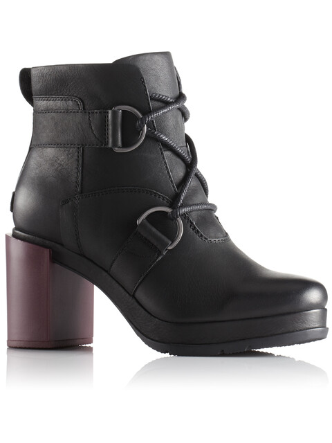 Sorel Margo Lace Boots Women Black